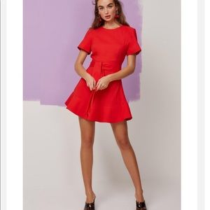 Finders Keepers Ophelia Mini Dress